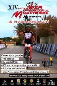 XIV Vuelta a Ibiza en mountain bike MMR14