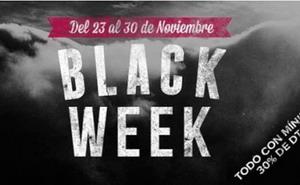Ya está aquí la Black Week de Retto con grandes descuentos