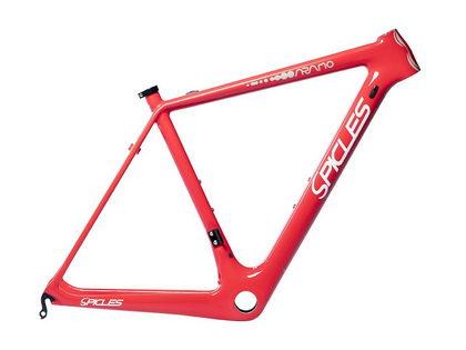 Ya está aquí el ARAMO, cuadro ultraligero by Spicles Bikes