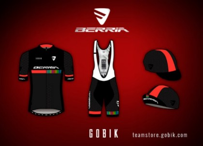 Ya está disponible la espectacular equipación de Berria para 2019