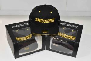 Ya puedes encargar tu gorra X-Sauce