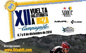 Ya puedes inscribirte en La Vuelta Cicloturista a Ibiza