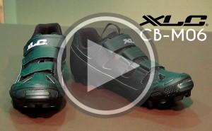 Zapatillas MTB XLC CB-M06 presentadas por Josema Fuente