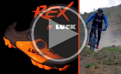 Zapatillas Rex de Luck con tecnología Fitting System tested by Carlos Coloma