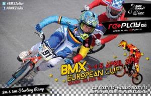 Zolder abre este fin de semana la European Cup de BMX