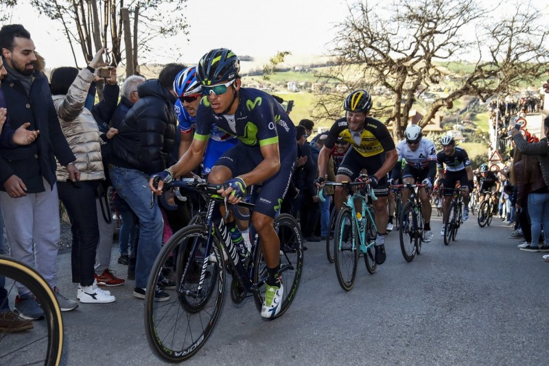 Última prueba para Movistar Team antes del Giro de Italia
