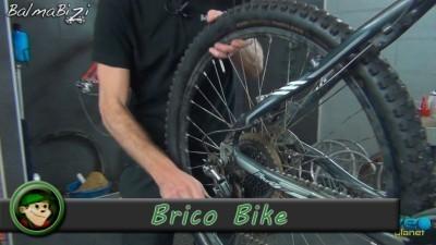 Un brico sencillo: Montaje y desmontaje rueda trasera