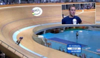 Vídeo completo récord de la hora de Matthias Brändle