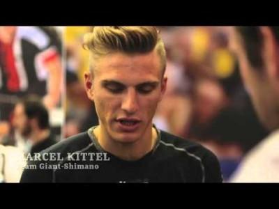 Vídeo: Etxeondo y Marcel Kittel en Eurobike