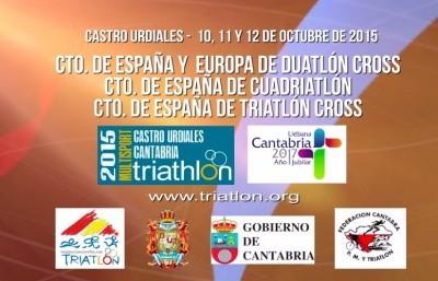 Vídeo presentación campeonato de Europa Duatlón Castro Urdiales