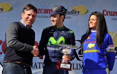 Valverde ganador 1ª etapa vuelta a Andalucia