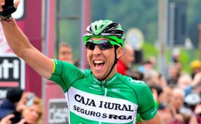 Victoria de Omar Fraile en el Giro dell Apennino