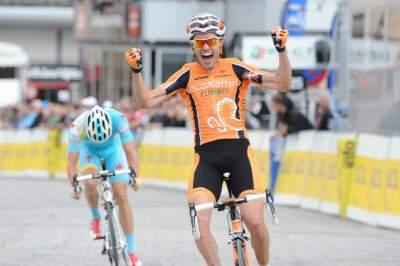 Gran triunfo de Samu Sánchez para Euskaltel en la Dauphine