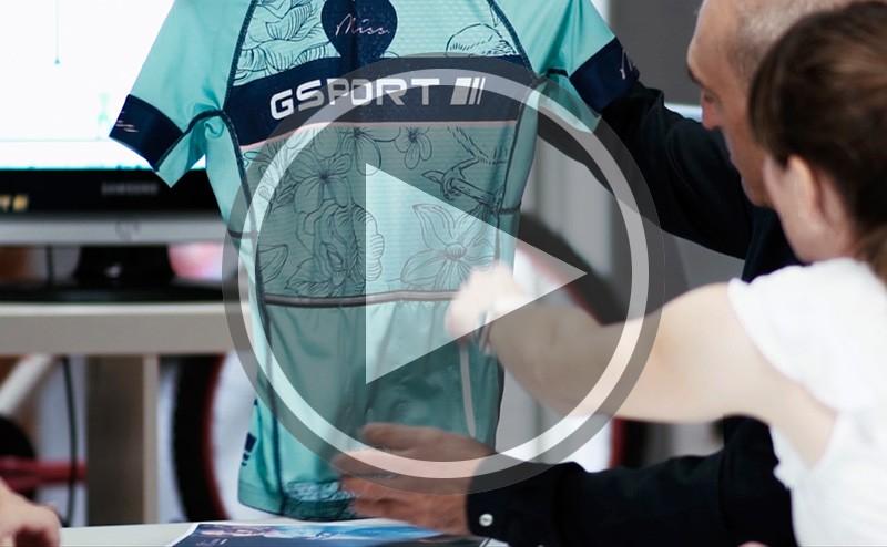 Vídeo: Así personaliza sus prendas GSPORT