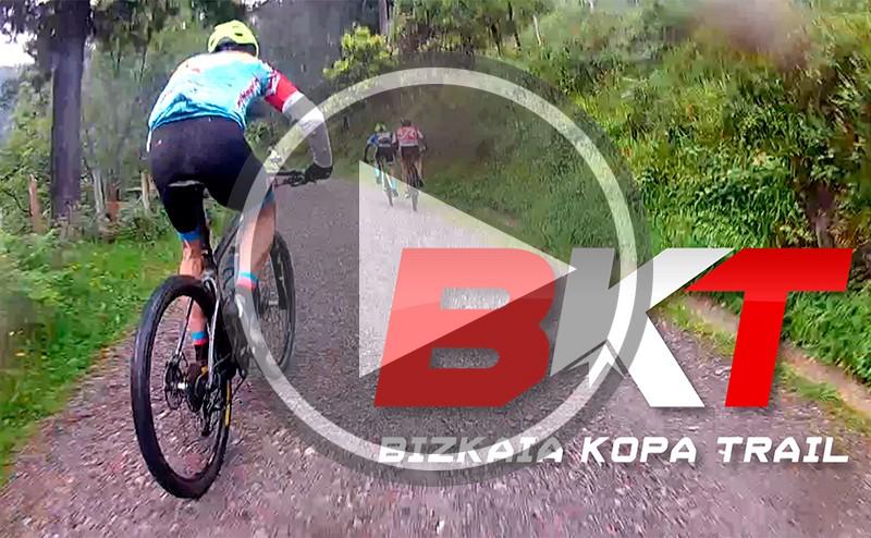 Vídeo: Bizkaia Kopa Trail Bilbao