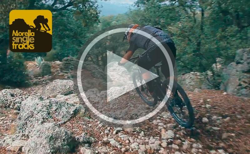 Vídeo presentación Morella Singletracks