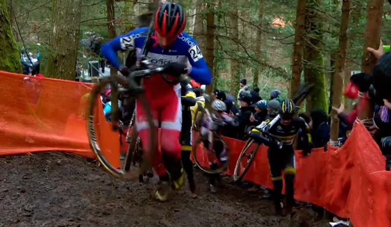 Vídeos: Copa del mundo de ciclocross Fiuggi Italia
