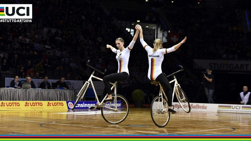 Vídeos: Lo mejor del mundial de ciclismo Indoor