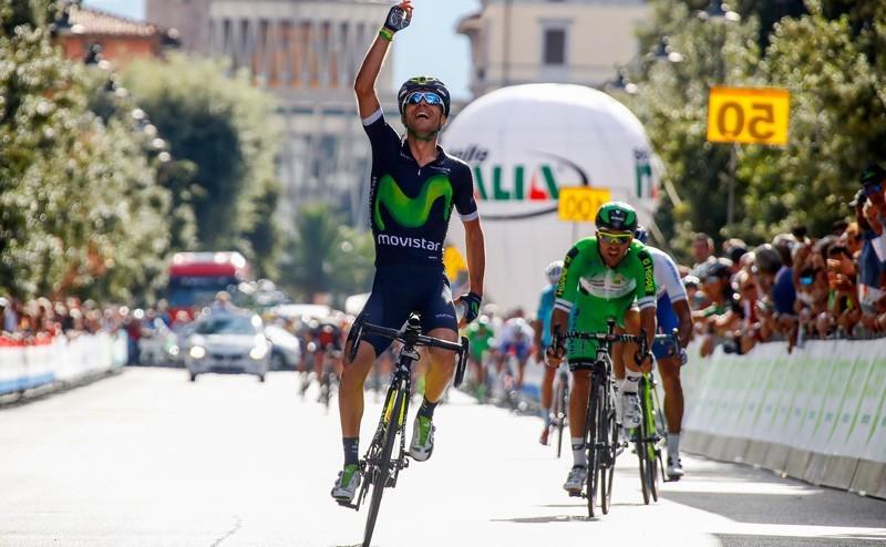 Visconti gana en la Toscana y Movistar Team alcanza las 36 victorias