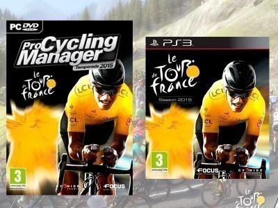 Vuelven los Videojuegos oficiales del Tour de Francia