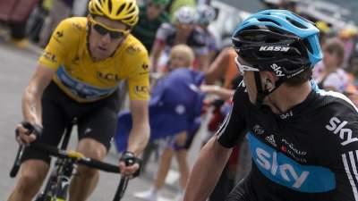 Chris Froome será el líder del Sky en el Tour de Francia 2013