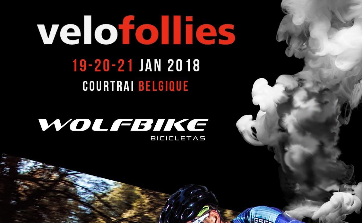 Wolfbike estará en la feria Velofollies