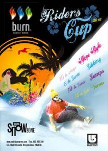 Última prueba Burn Rider´s Cup