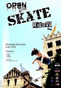 2º Open Skate Ripoll