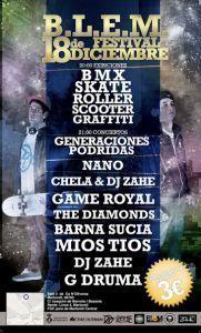 B.L.E.M Festival Baix Llobregat Extrem Martorell