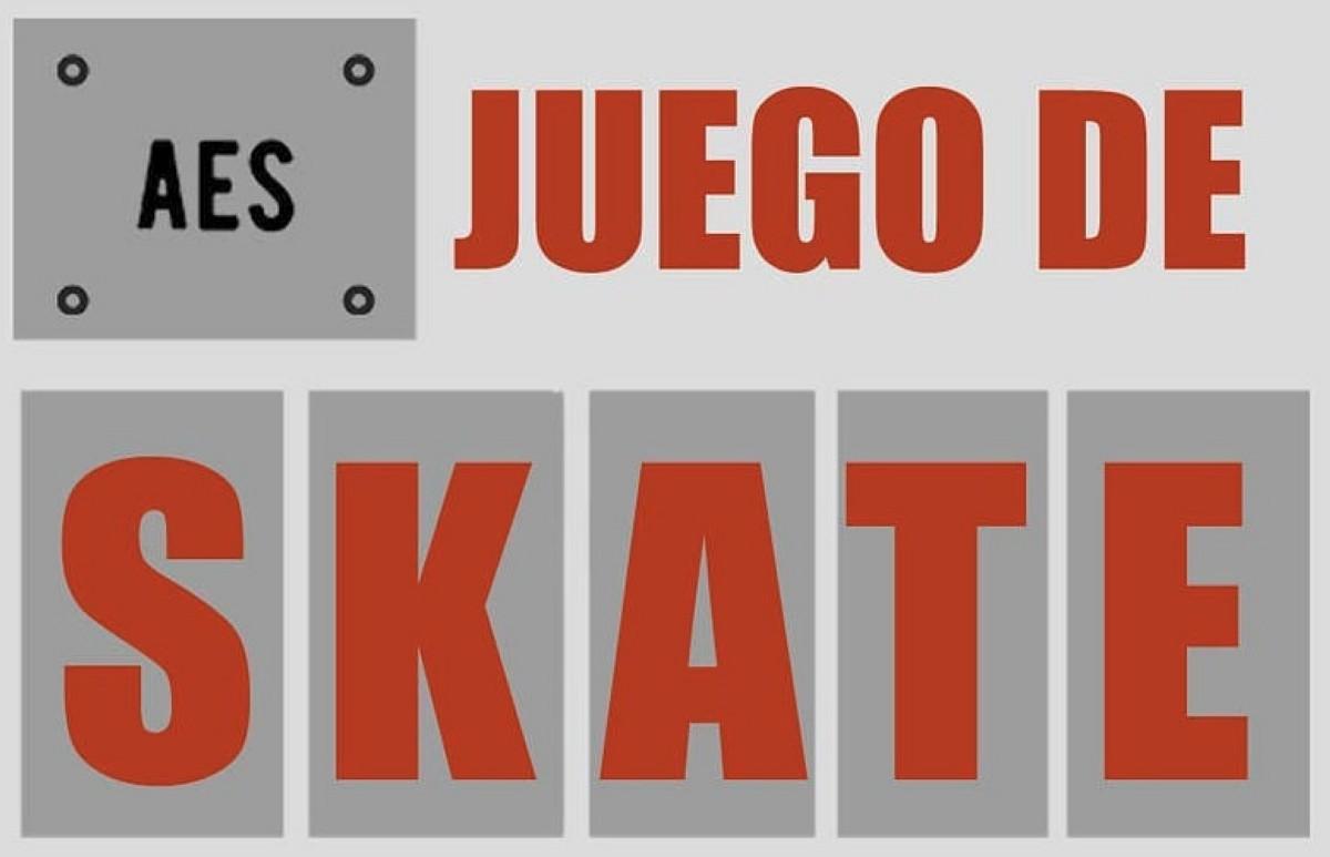 AES Juego de Skate Gran Final en Miranda de Ebro