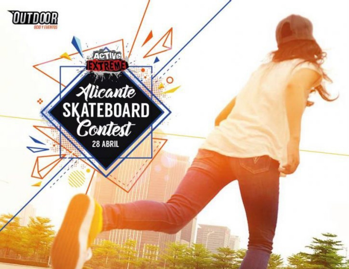 Alicante Skateboard Contest 2018