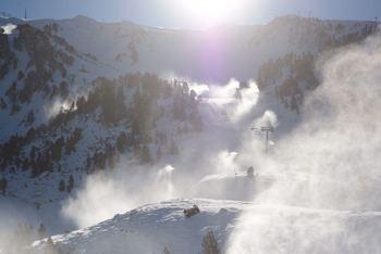 Baqueira Beret abrirá las tres áreas esquiables parcialmente
