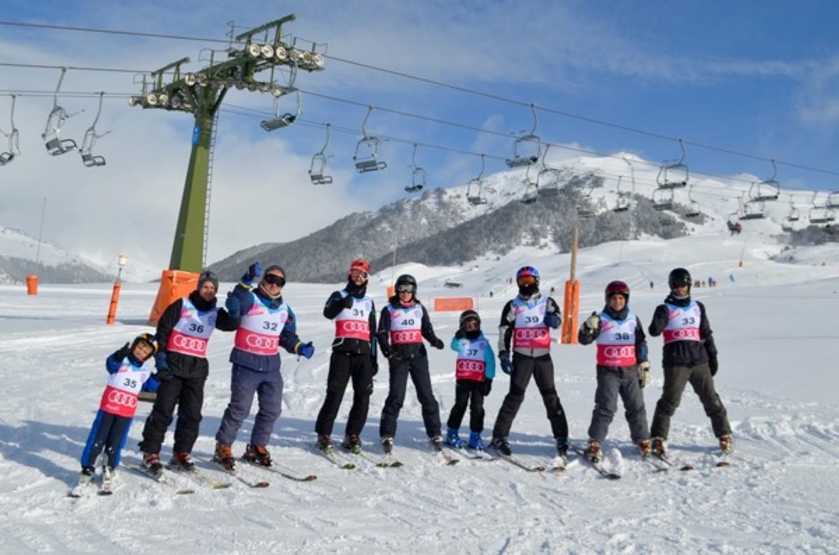 Baqueira Beret se une a la fiesta del World Snow Day