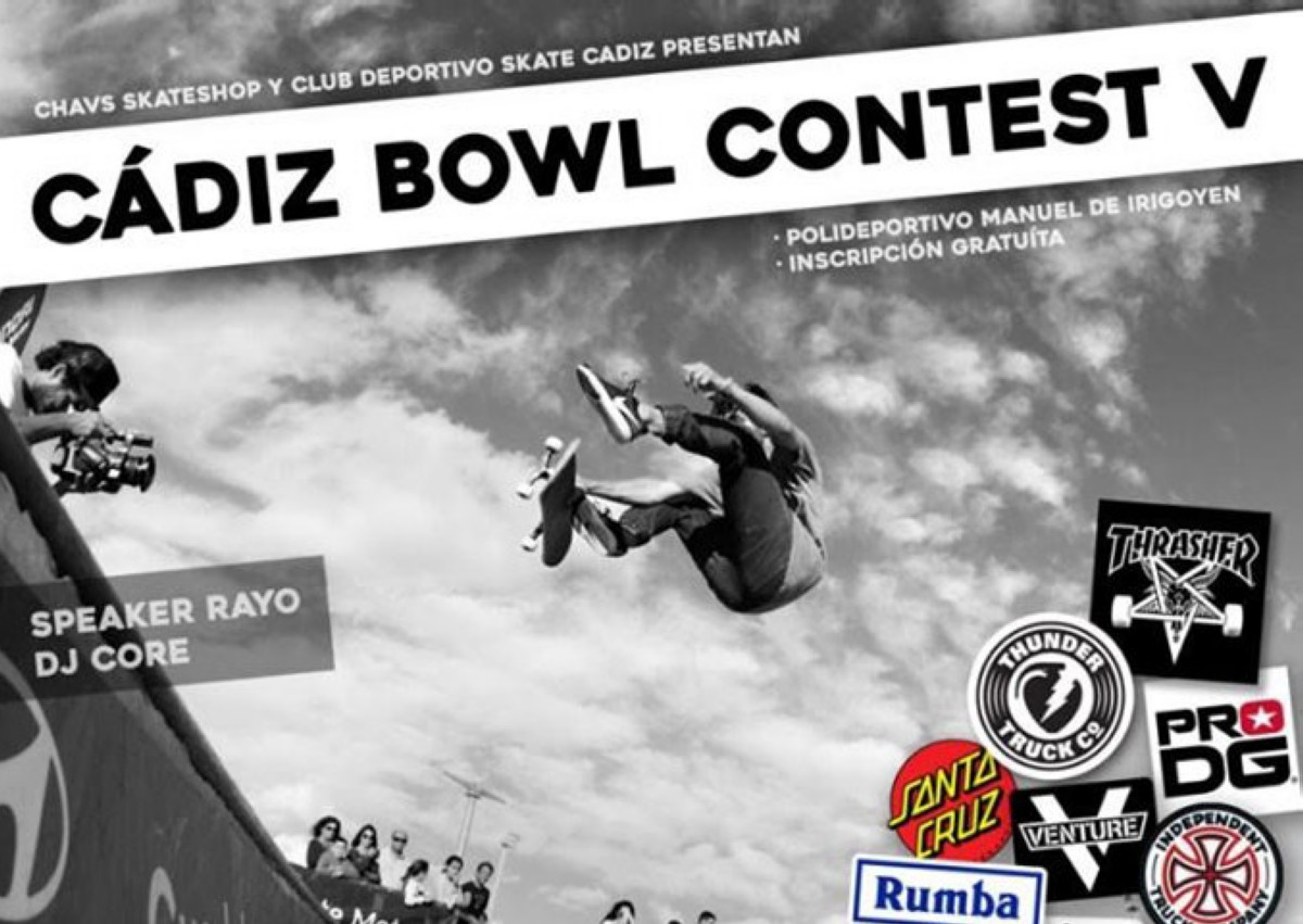 Cádiz Bowl Contest V