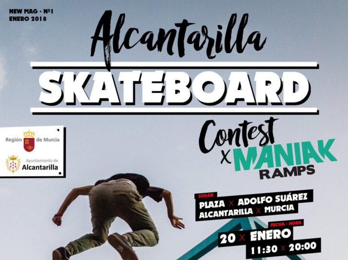 Campeonato de skate Alcantarilla