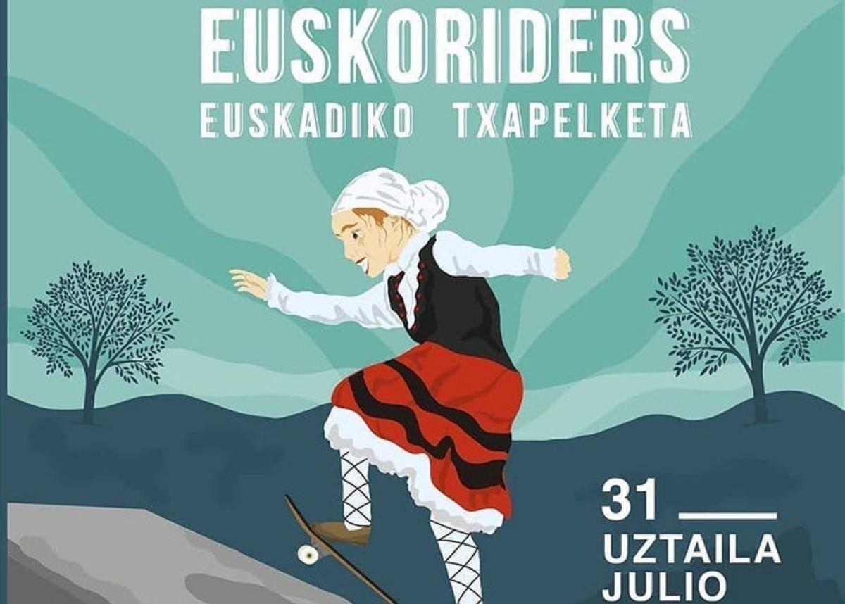 Campeonato de Skate en Zierbena (Bizkaia)