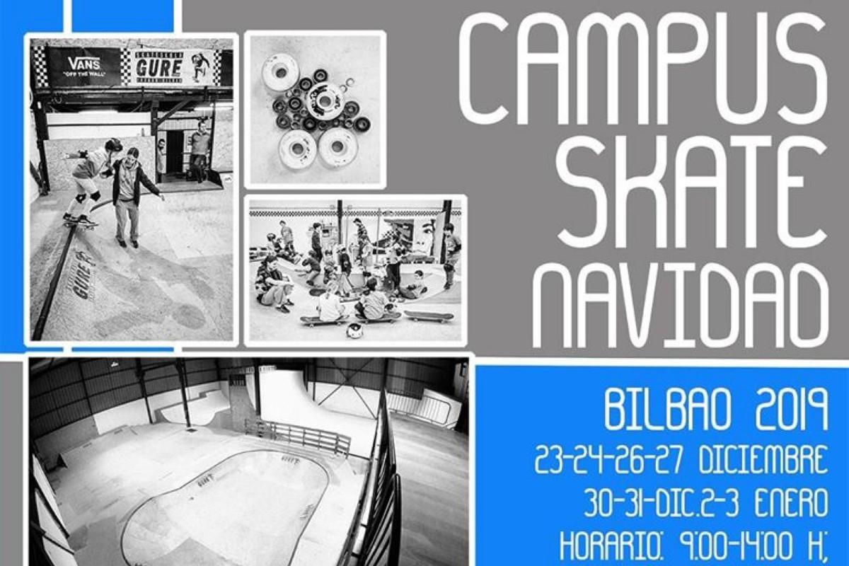 Campus de navidad organizado por Guretxoko Indoor Bilbao