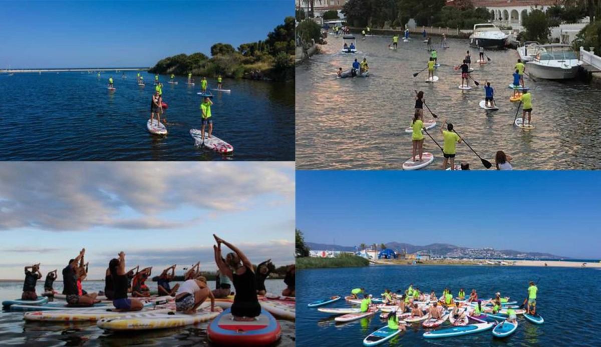 Celebradas las primeras pruebas de Surf y Stand Up Paddle en España