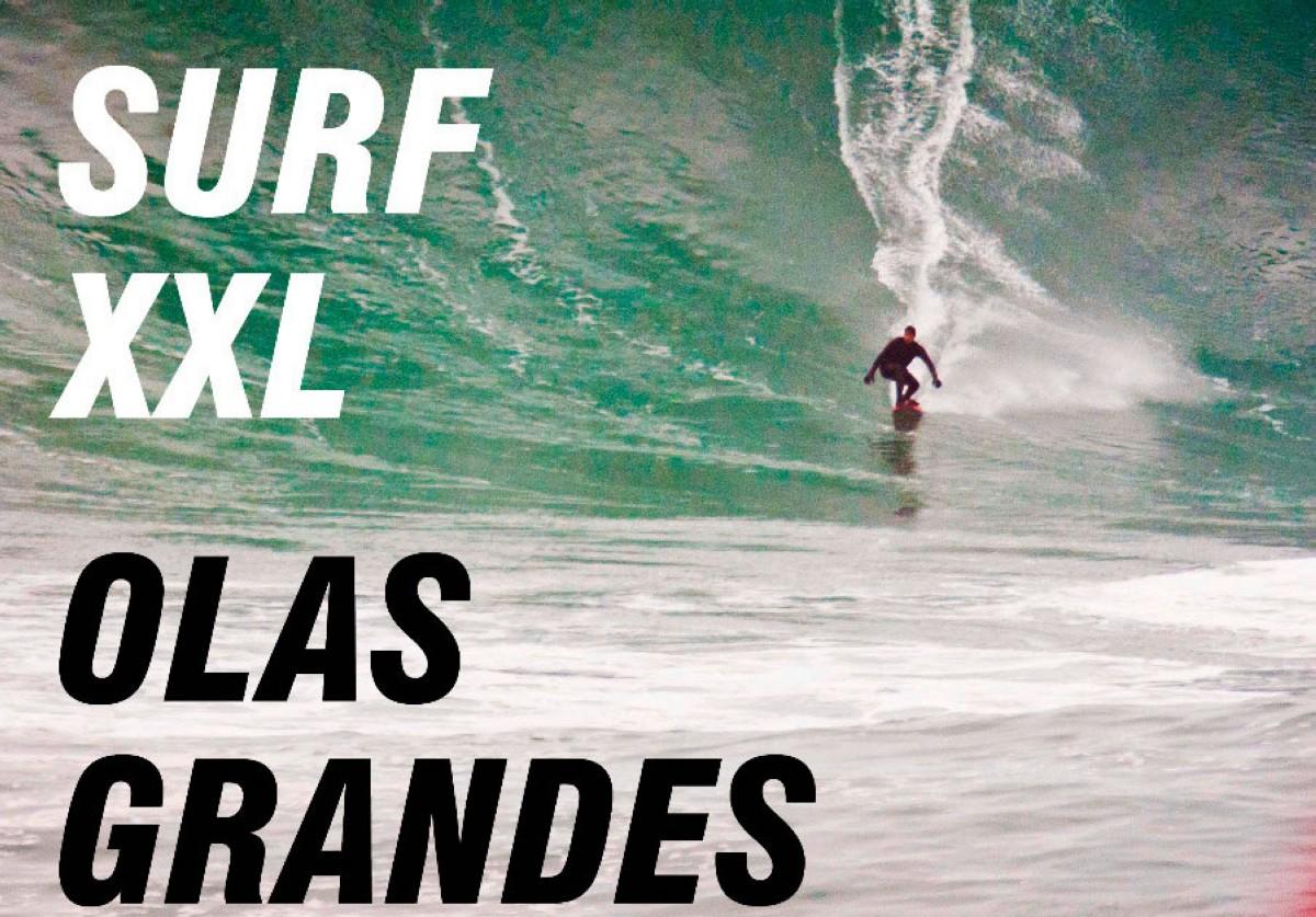 Charla sobre el surf de olas grandes