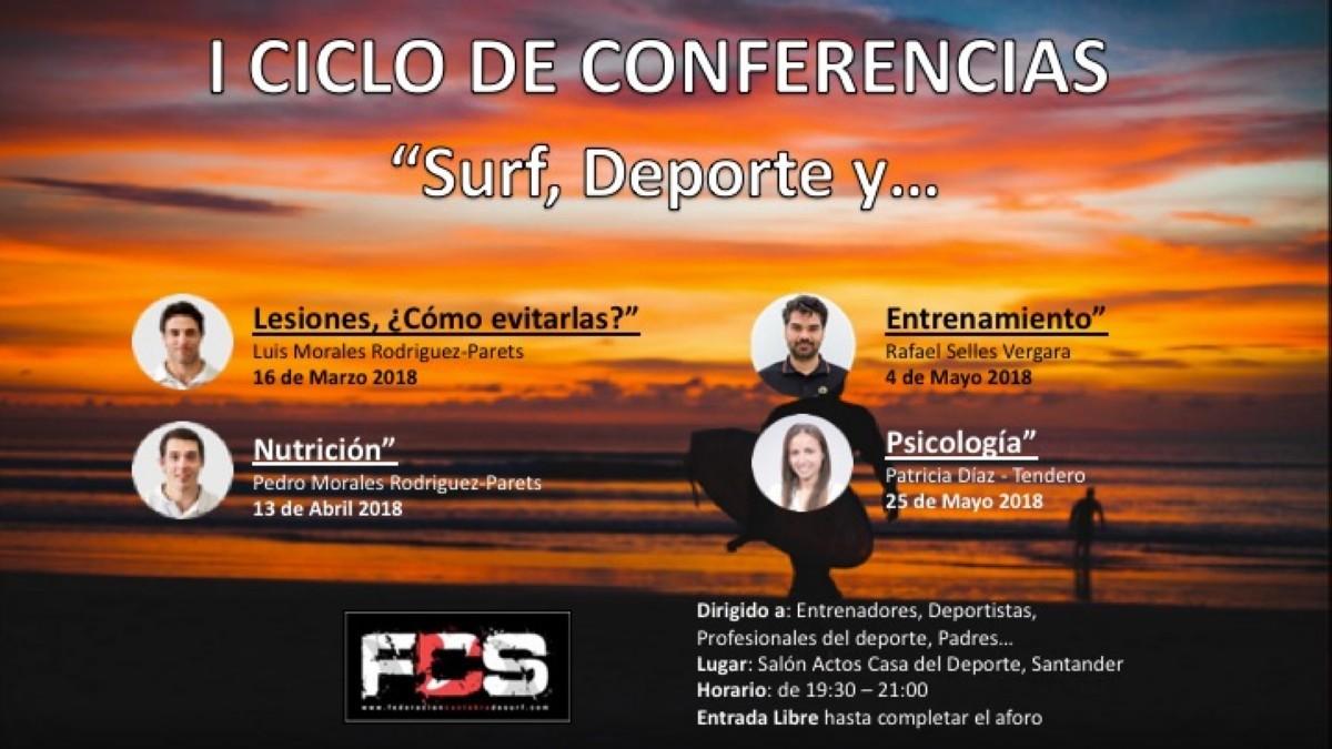 Ciclo de conferencias FCS