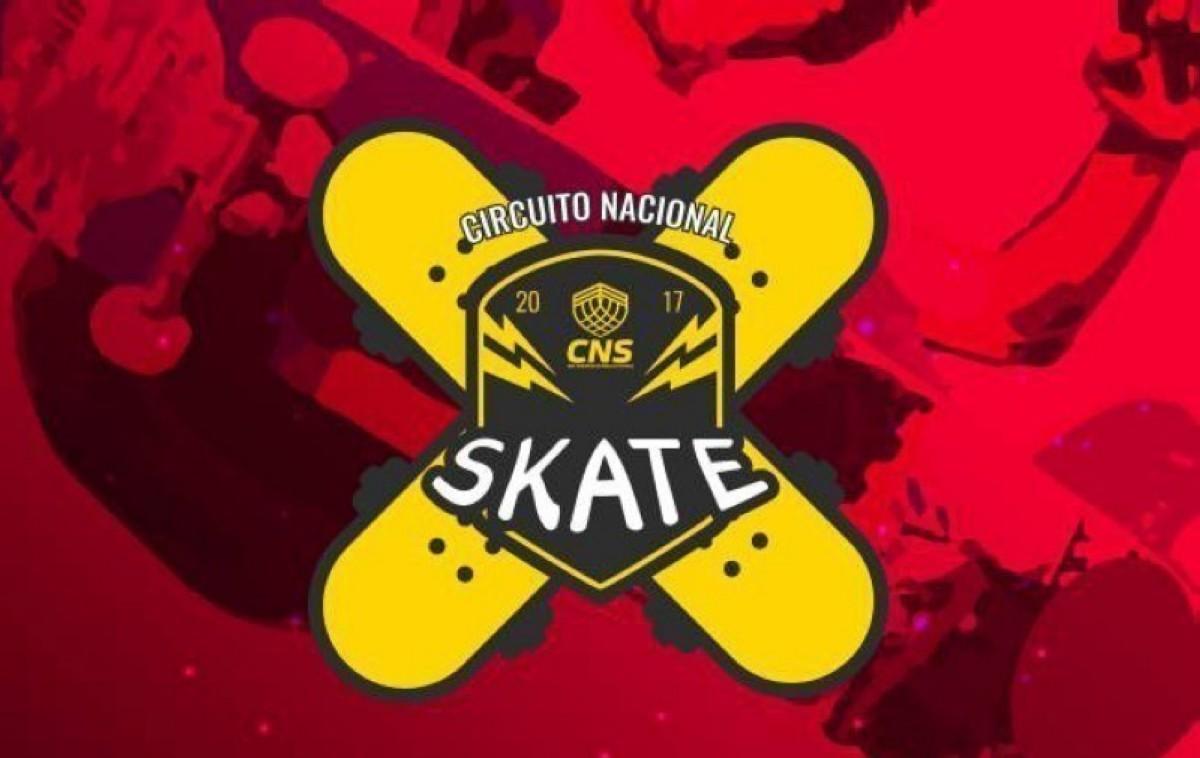 Circuito Nacional CNS de Skatepark en Malaga