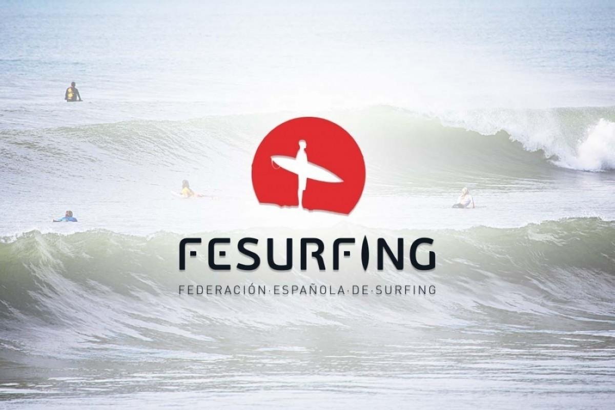Comunicado de la Federación Española de Surfing