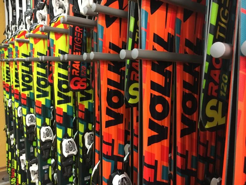 Consigue tu taquilla guardaesquís con un 20% de dto