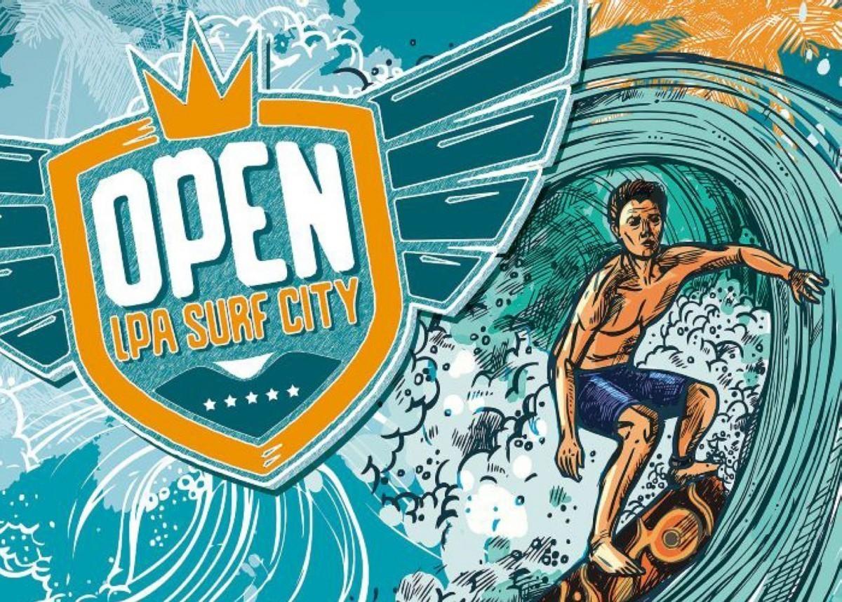 Criere y Martiño, campeones de España de Surf