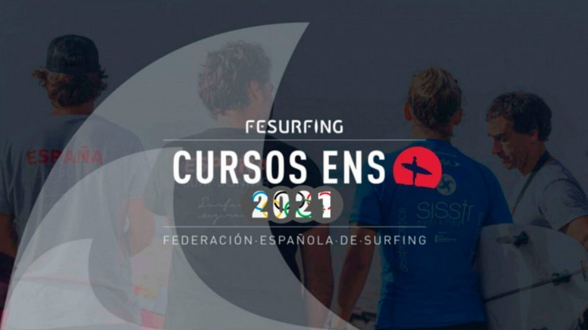 Los Cursos Oficiales de Monitor Nacional de Surfing Nivel I 2021