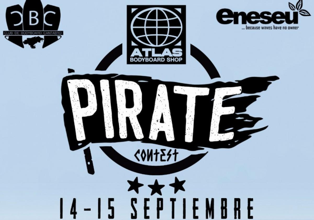 El Atlas Pirate Contest inicia el Bodyboard nacional 2019