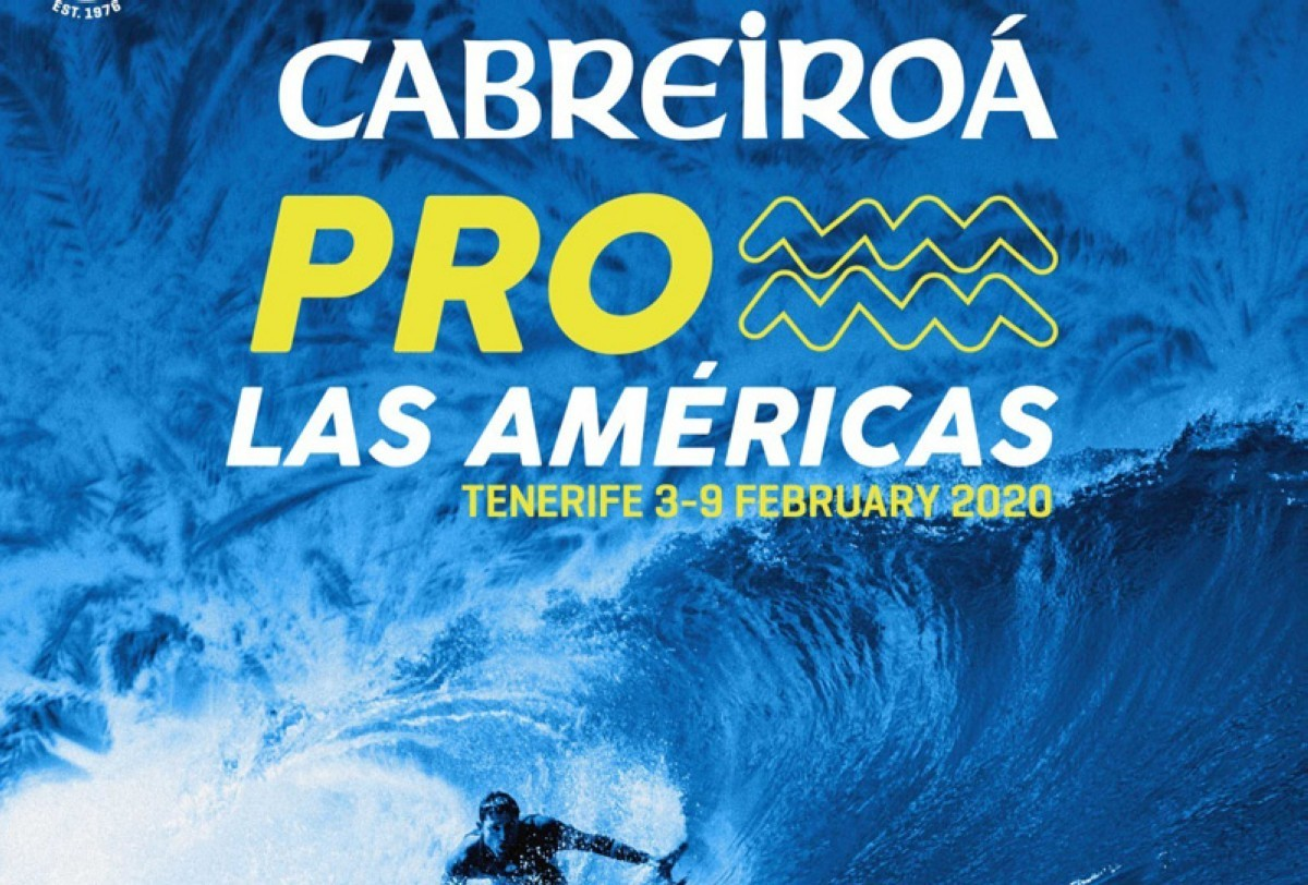 El Cabreiroá Pro Las Américas World Surf League vuelve a Tenerife