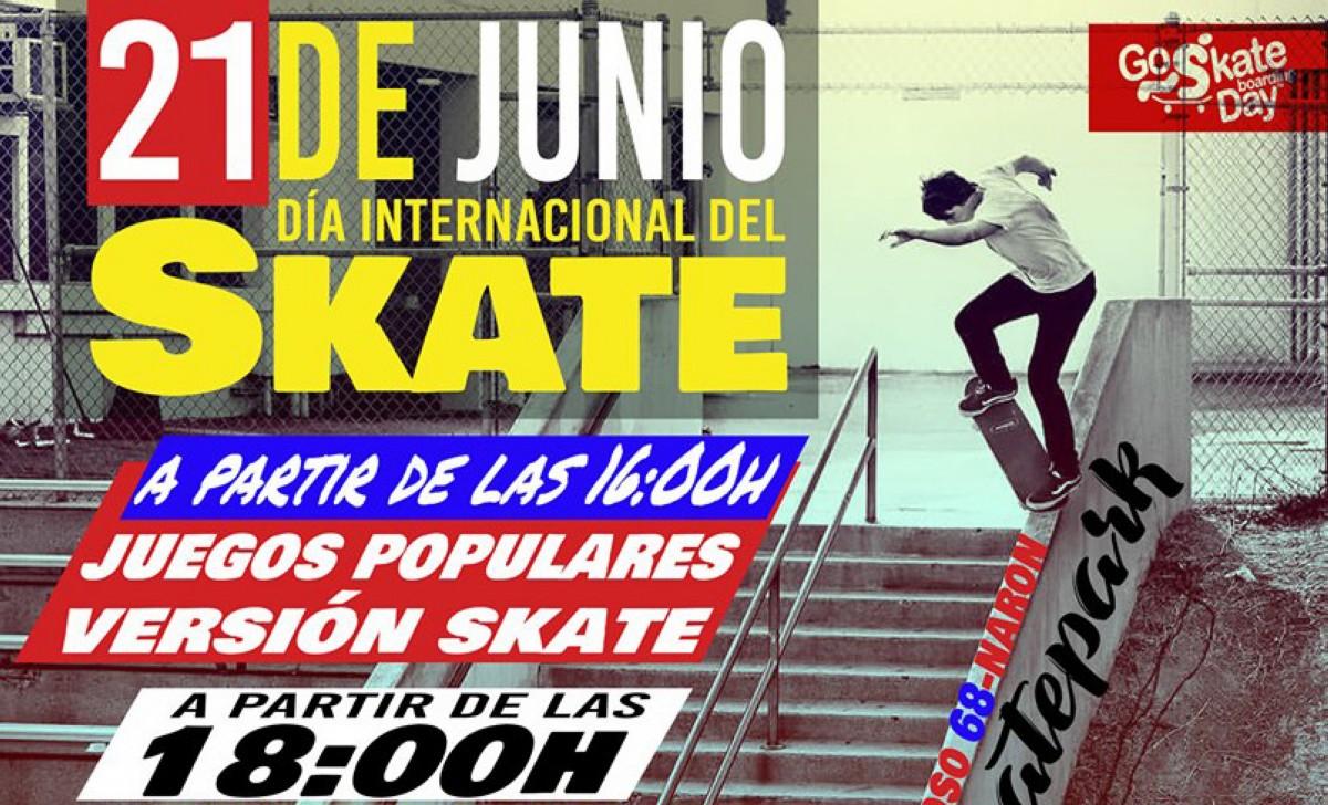 El día internacional del skate en Evo Skatepark