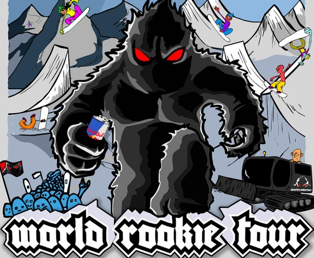El Freeski World Rookie Fest de Innsbruck