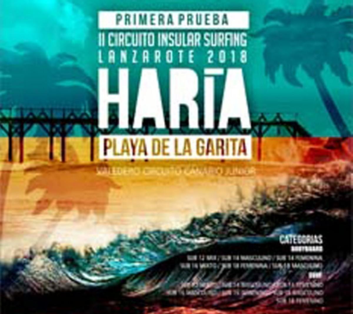 El II Circuito Promesas de Lanzarote Haria 2018